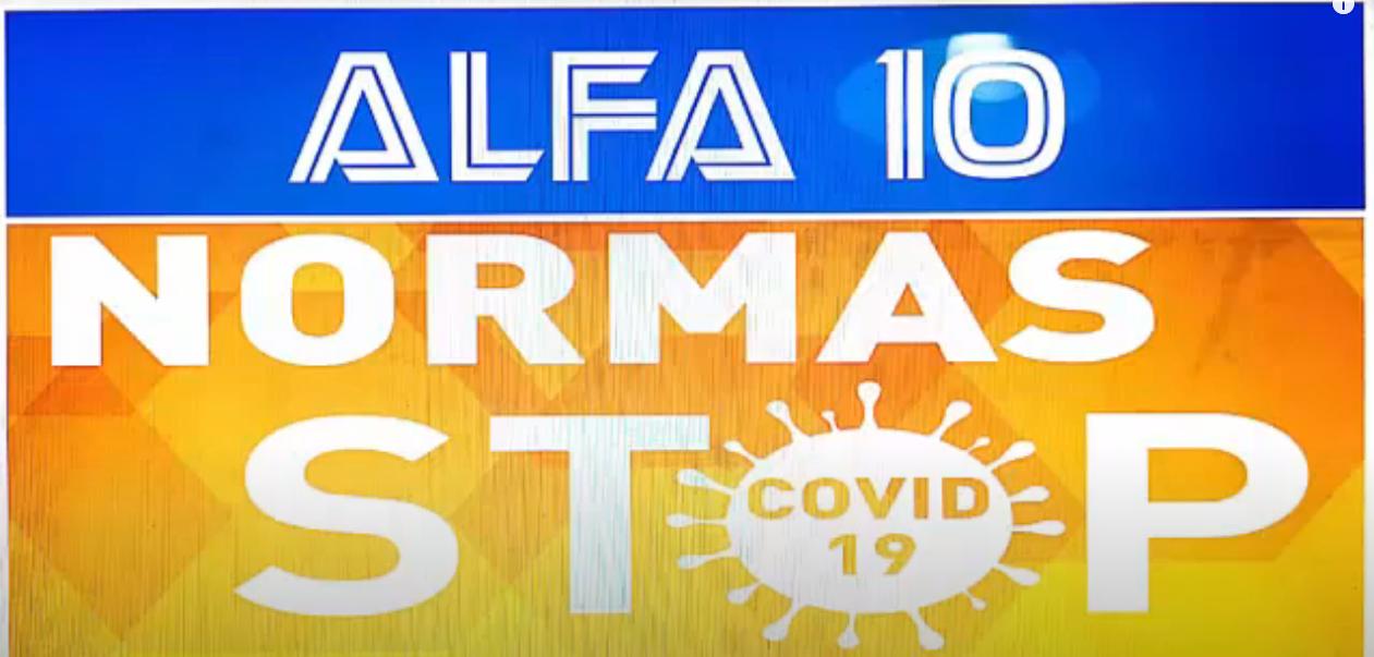 Normas COVID alfa10